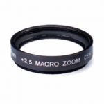 A 37mm +2.5 Achromatic Diopter lens